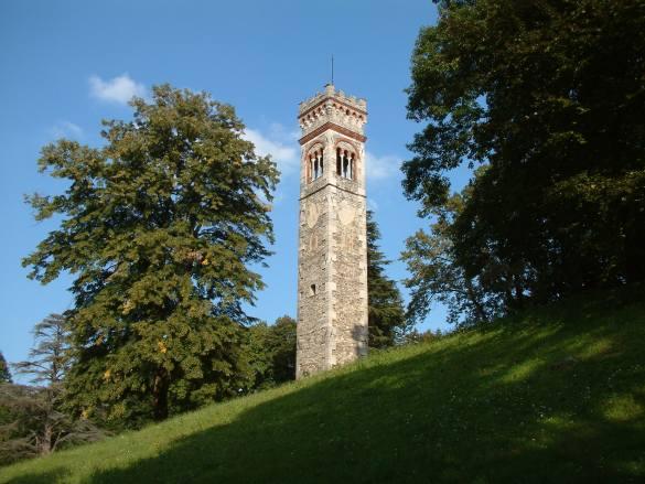 Torre di Villa Cagnola