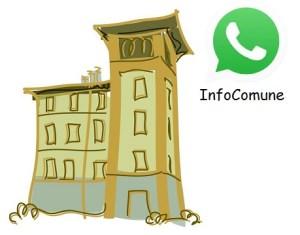 Nuovo Servizio WhatsApp – InfoComune