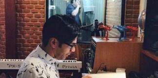 Nani Azevedo estu00e1 gravando o novo u00e1lbum que tem produu00e7u00e3o de Paulo Cu00e9sar Baruk