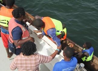 Crianças são resgatadas de escravidão em área de pesca