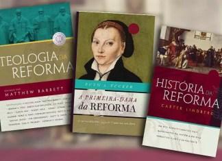 Thomas Nelson lança obras especiais sobre a Reforma Protestante