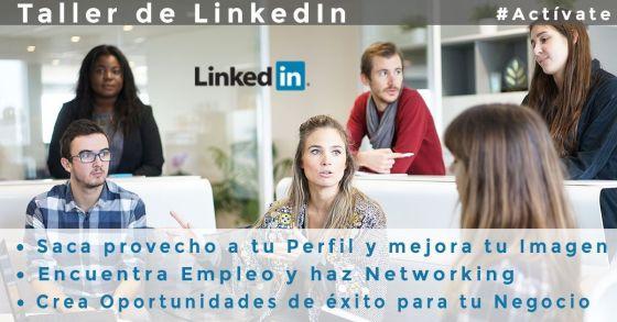 Taller LinkedIn