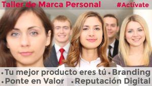 Taller de Marca Personal @ Asociación de la Prensa de Sevilla | Sevilla | Andalucía | España