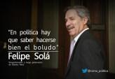 Felipe Solá