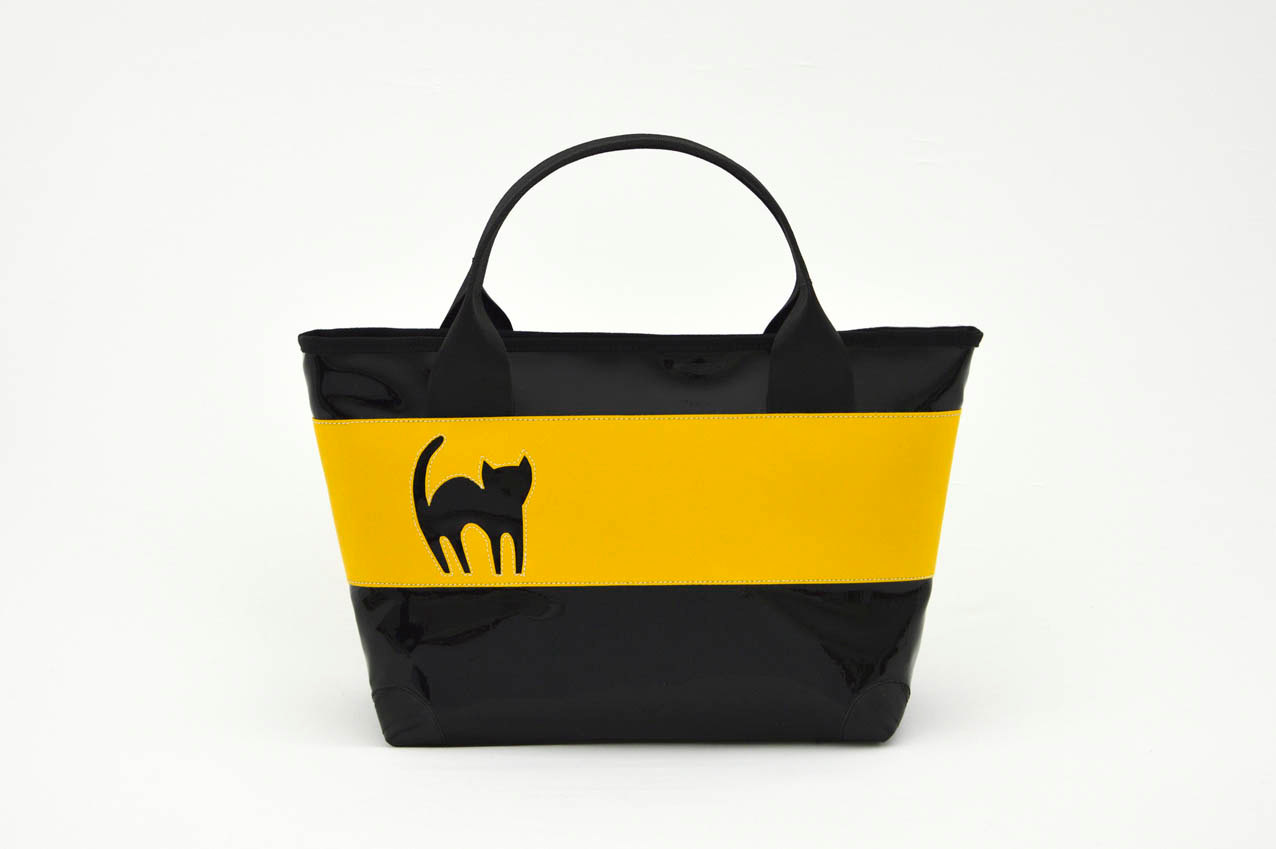 MiniBag HappyCat_borsa vegan Gatto