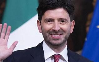 Ministro Roberto Speranza