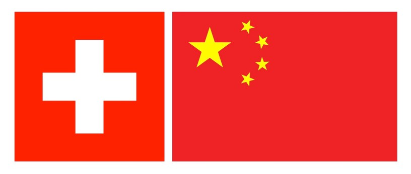 Svizzera - Cina
