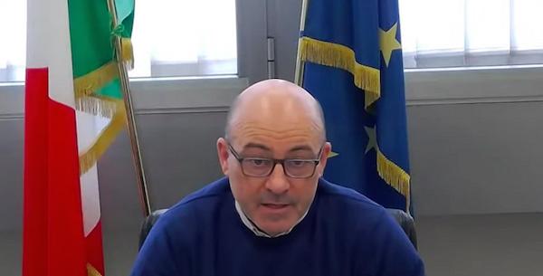 ministro Cingolani Health Climate UK Italy COP26