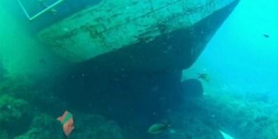 Guardia Costiera: peschereccio bora bora affondato