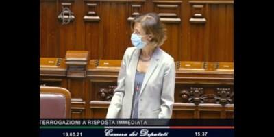 ministro-Cartabia-Parlamento