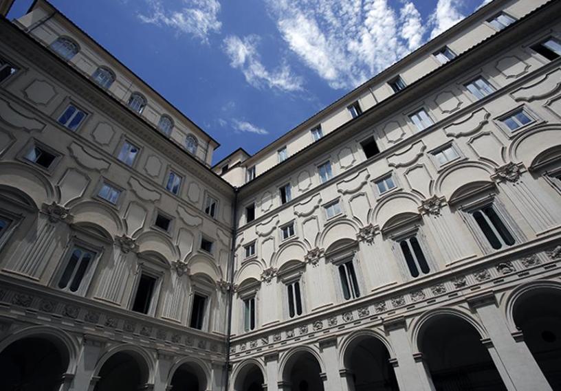 Palazzo-Chigi-Cortile