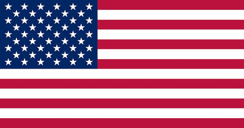 Stati-Uniti-bandiera