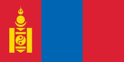 Mongolia-bandiera