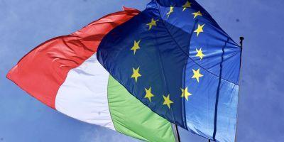 bandiere-italia-unione-europea