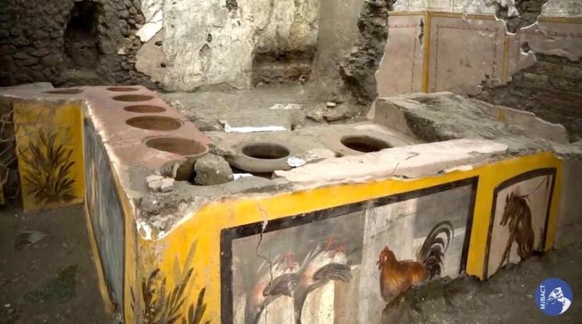 Pompei termopolio