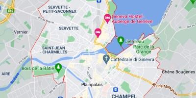Ginevra-Google-Maps