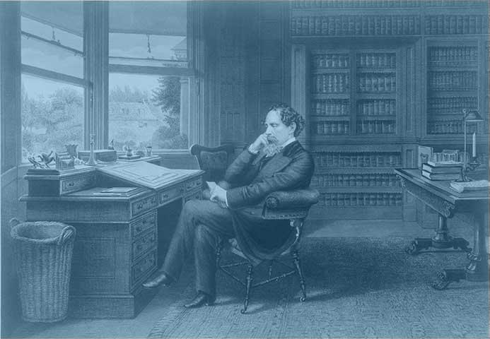 Charles Dickens, un genio de la literatura universal