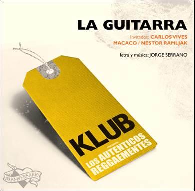 «La guitarra» es el nuevo adelanto del álbum «LOS AUTÉNTICOS REGGAEMENTES»