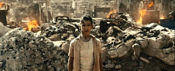 RESIDENTE estrena su videoclip «Guerra»