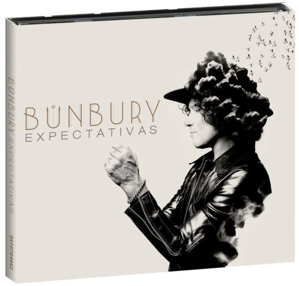 BUNBURY Nº1 en ventas en España y México con su nuevo album EXPECTATIVAS