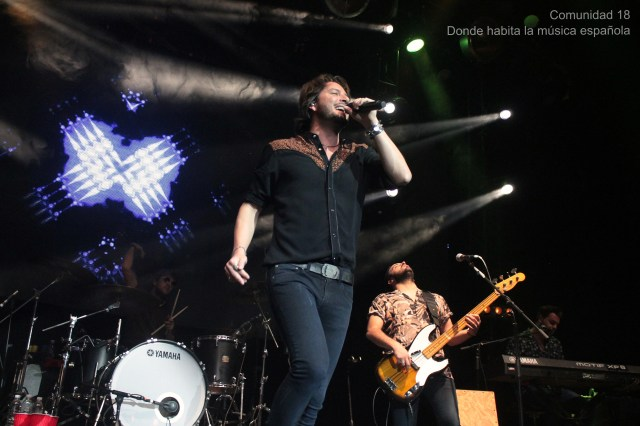 «Tambores de Guerra» nuevo sencillo de Manuel Carrasco en México