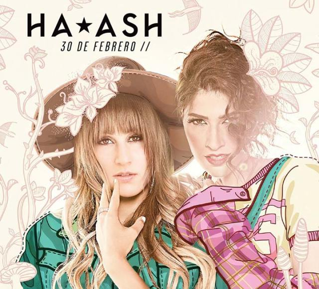 30 de febrero con Ha*Ash