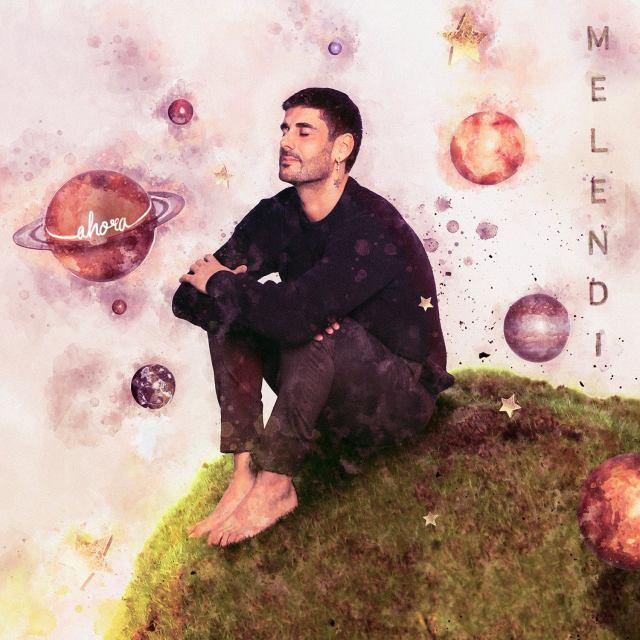 «Ahora» será el próximo álbum de Melendi