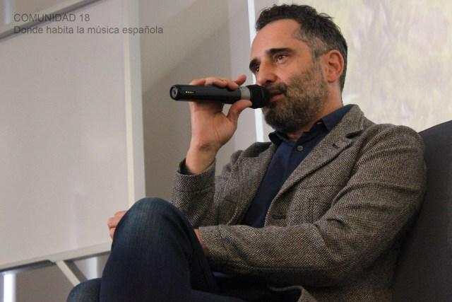 Jorge Drexler presenta Salvavidas de hielo en el Metropólitan