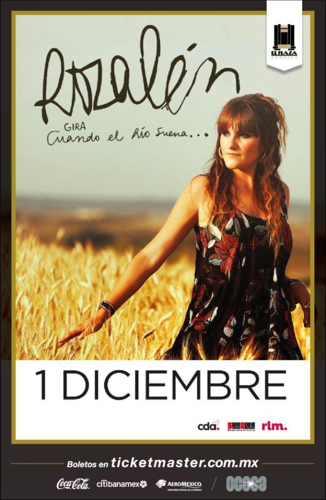 Rozalén vuelve a México en diciembre