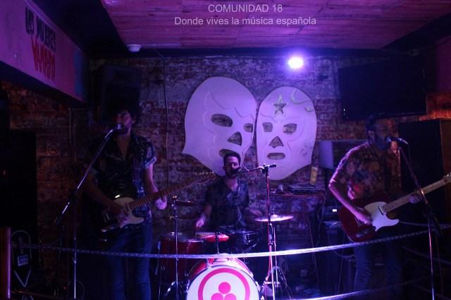 Colectivo Panamera, su primer baile con México