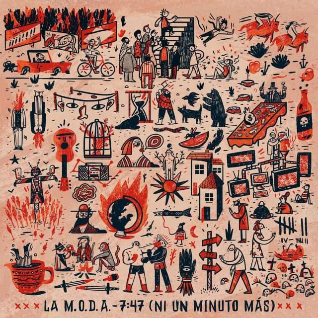 La M.O.D.A. anuncia el lanzamiento de un nuevo EP