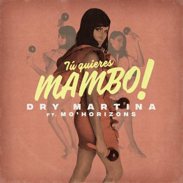 Dry Martina regresa en solitario y con una renovada propuesta musical