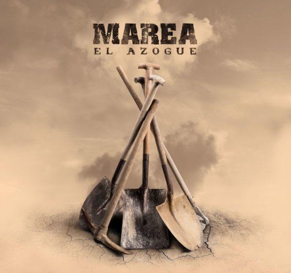 MAREA publica hoy su nuevo álbum EL AZOGUE