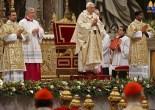 Papa Bento - Homilia do Natal 2012