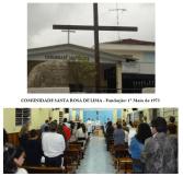 Comunidade Santa Rosa de Lima - SP