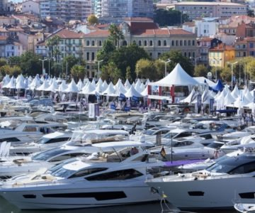 Cannes Yachts Festival 1