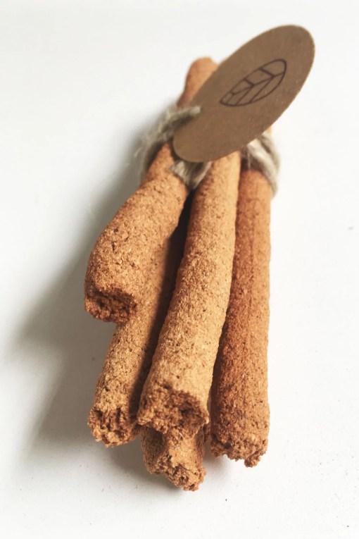 sahumerios artesanales canela