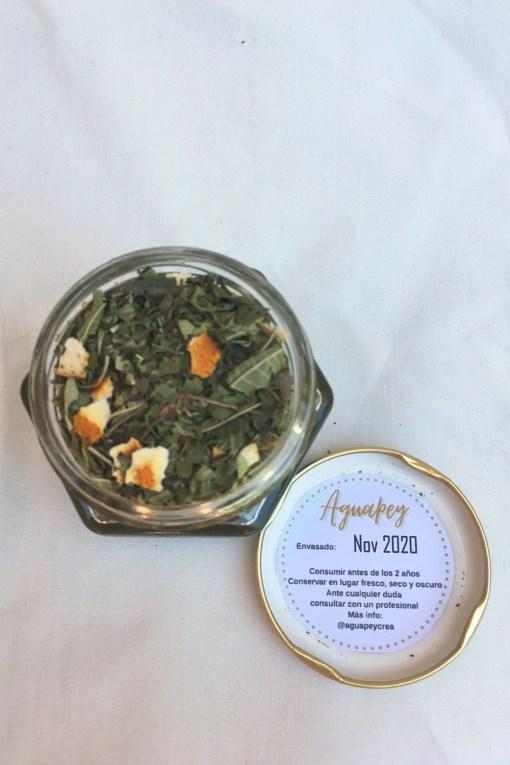 blends y mix hierbas agroecológicas para mate o té