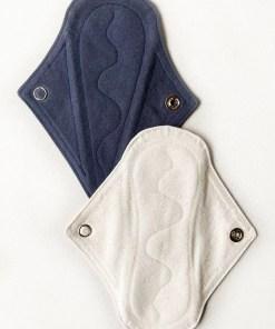 protectores diarios de tela, normal o tanga