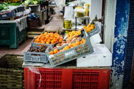Mercado Municipal da Guarda. Comprem no Comercio Tradicional!