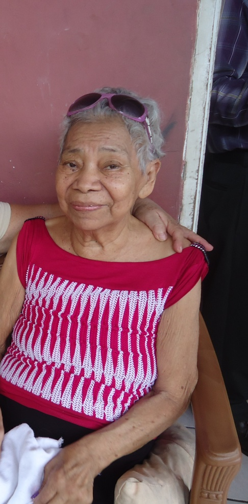 Partió para estar con el Señor nuestra hermana Felicia Castillo de Maradiaga