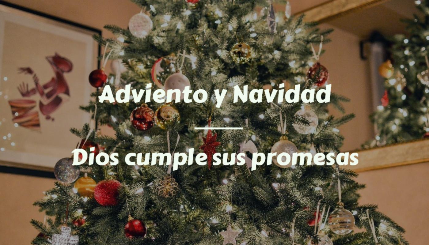 Dios cumple sus promesas adviento y navidad