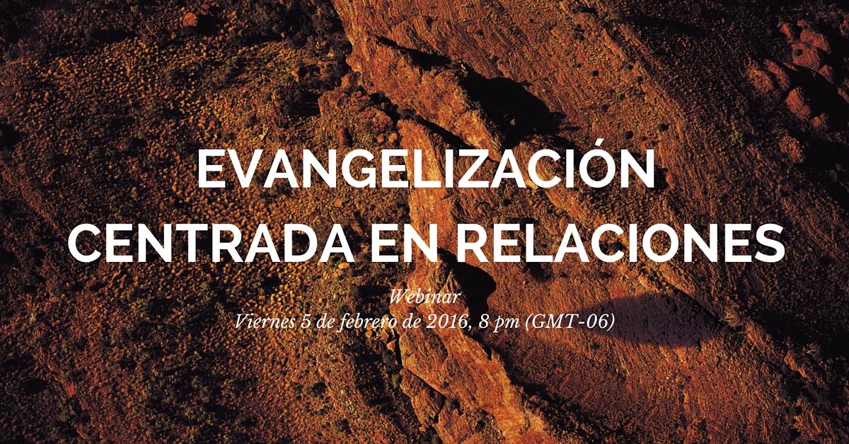 Evangelizacion relaciones
