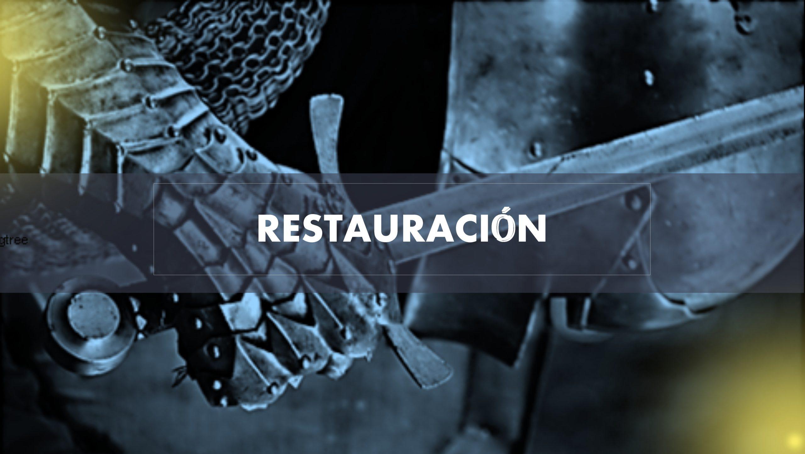DEVOCIONAL: Restauración