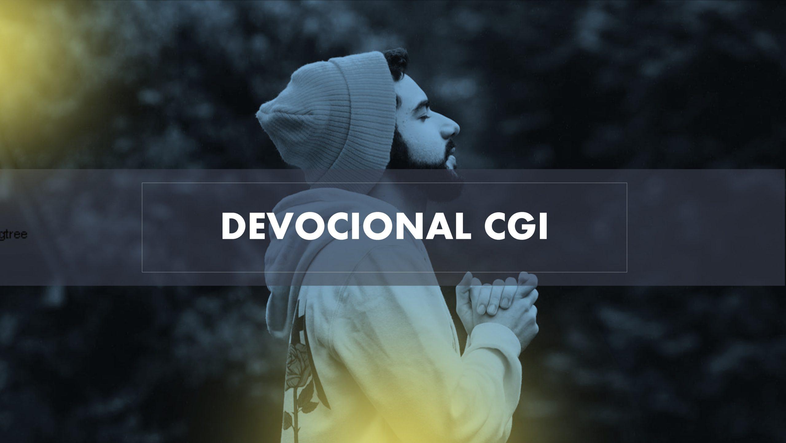 DEVOCIONAL: Simplicidad