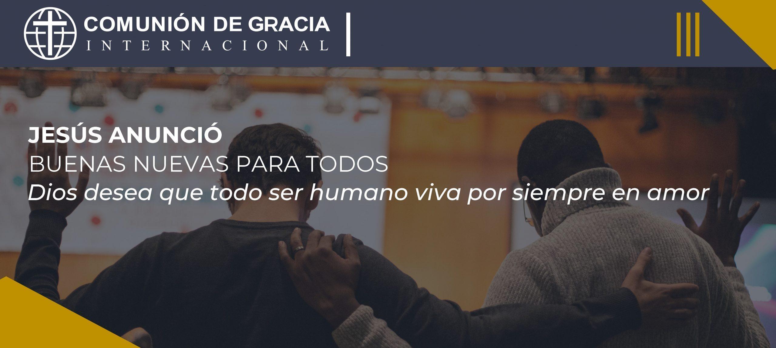 Comunión de Gracia Internacional
