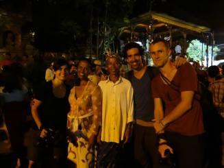 familia balinesa