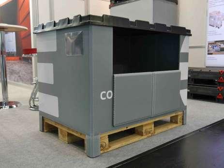 Con-Pearl Pallet TOP Box