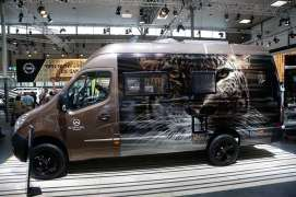 mercedes sprinter IAA 2016
