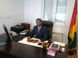 L'ambassadeur de Guinée en Espagne